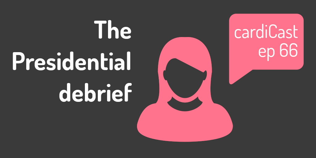 The presidential debrief, episode 66