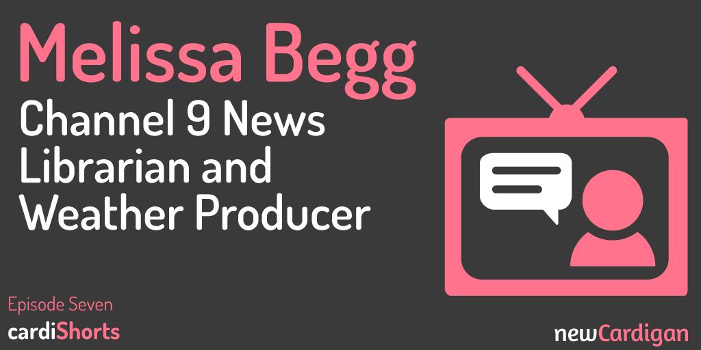cardiShorts episode 7 – Melissa Begg
