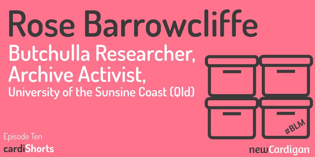 cardiShorts episode 10 – Rose Barrowcliffe