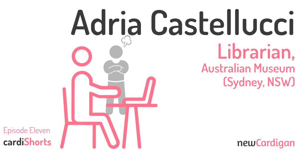 cardiShorts episode 11 – Adria Castellucci