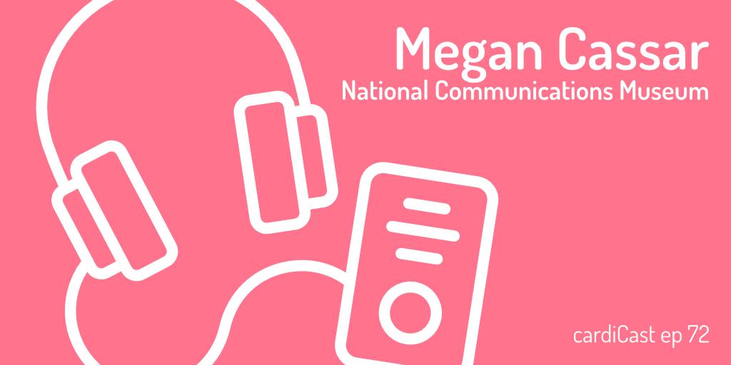 cardiCast episode 72 – Megan Cassar